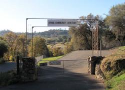 Ophir Cemetery