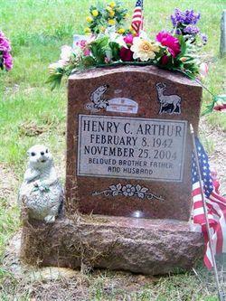 Henry Clark Arthur