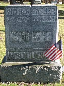 Catherine <i>Merkle</i> McDougle