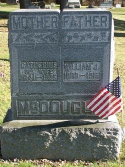 William J McDougle