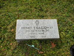 Corp Henry S. Galloway