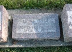 Leona Lillian Irene <i>Dill</i> Teter