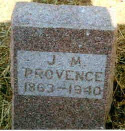 John Monroe Provence