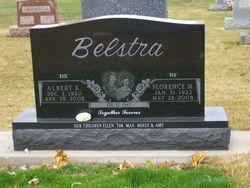 Florence Maria Flo <i>Hanson</i> Belstra
