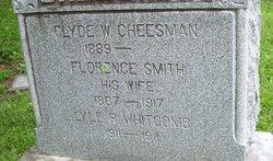 Clyde W. Cheesman