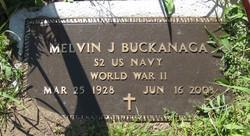Melvin Buckanaga