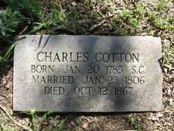 Charles Perry Cotton, Sr