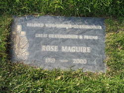 Rose <i>St. George</i> Maguire