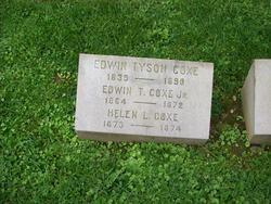 Edwin Tyson Coxe