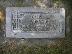 Carrie E. Adamson