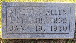 Albert Gus Allen, Jr