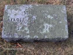Maria <i>Cobb</i> Allen