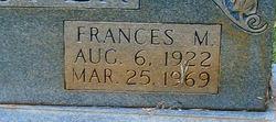 Frances Rebecca <i>Maxwell</i> Cooper