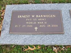 Ernest W Barwegan