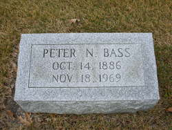 Peter N Bass