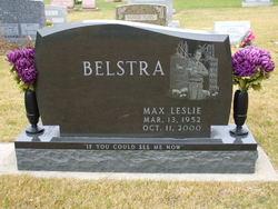 Max Leslie Belstra