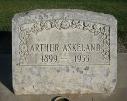 Arthur Askeland