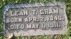 Leah T. Gram