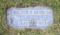 Walter Ralph Hedberg