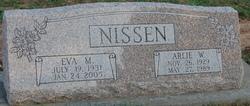 Eva Mae <i>Martin</i> Nissen