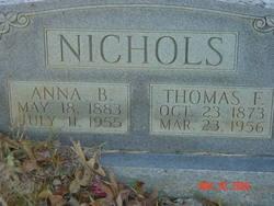Anna Boyd <i>Shetterly</i> Nichols