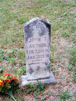 John T. Arthur