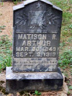 Matison Reed Arthur