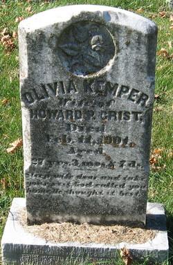 Olivia <i>Kemper</i> Crist