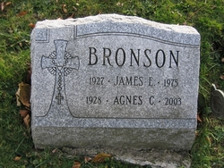 James E Bronson
