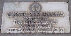 Manuel S. Balderama