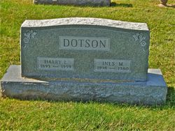 Ines Marguerite <i>Johnson</i> Dotson