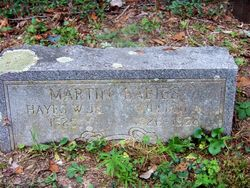 Hayes W. Martin, Jr