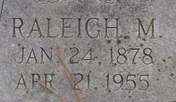 Raleigh M Cash
