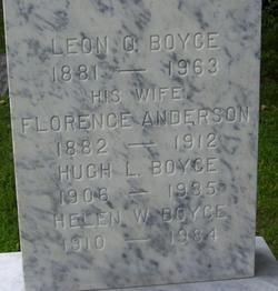 Helen W. Boyce