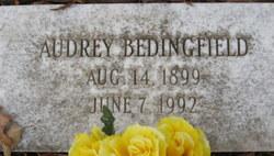 Audrey Ethel <i>Wallace</i> Bedingfield