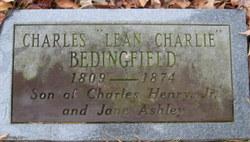 Charles Lean Charlie Bedingfield