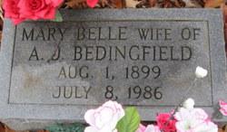 Mary Belle Bedingfield