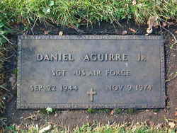 Daniel Aguirre, Jr