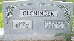 Kathirne A. <i>Fuller</i> Cloninger
