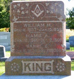William May King