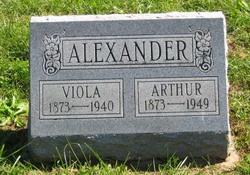 Viola <i>Harrison</i> Alexander
