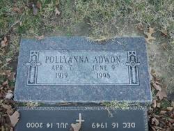 Pollyanna <i>Plunkett</i> Adwon