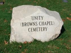 Unity Chapel Cemetery