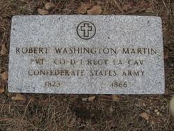 Pvt Robert W. Martin