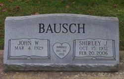 Shirley Joyce <i>Lasher</i> Bausch