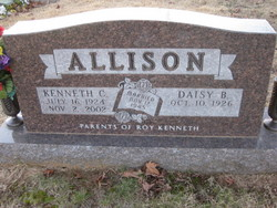Kenneth Clay Allison