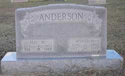 Flo M. <i>Keller</i> Anderson