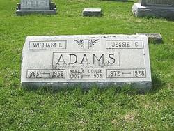 Nellie Louise Adams