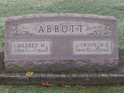 Mildred M. <i>Lasher</i> Abbott