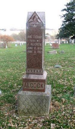 Jane <i>Trenary</i> Alcock